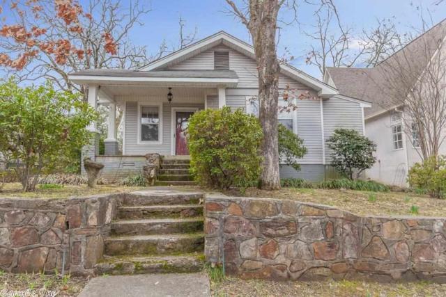 1607 N Taylor, Little Rock, AR 72207 (MLS #18005557) :: Truman Ball & Associates - Realtors® and First National Realty of Arkansas