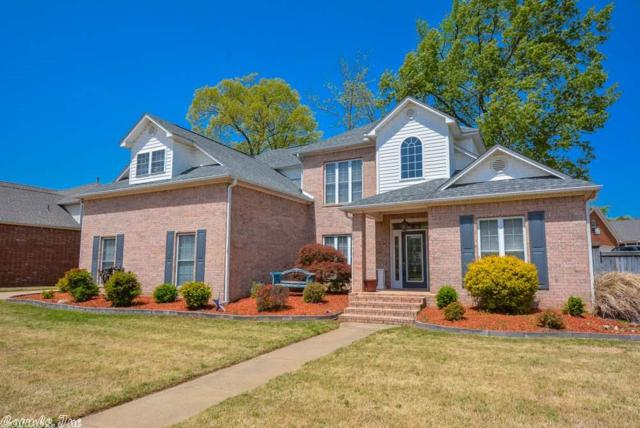 2718 Crooked Stick, Benton, AR 72019 (MLS #18011562) :: Truman Ball & Associates - Realtors® and First National Realty of Arkansas