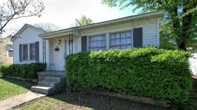 1514 W 36th, North Little Rock, AR 72118 (MLS #18011922) :: iRealty Arkansas