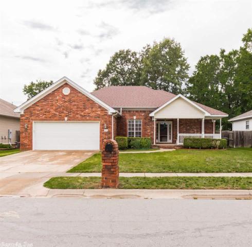 19 Wedgeside, Little Rock, AR 72210 (MLS #18019944) :: Truman Ball & Associates - Realtors® and First National Realty of Arkansas