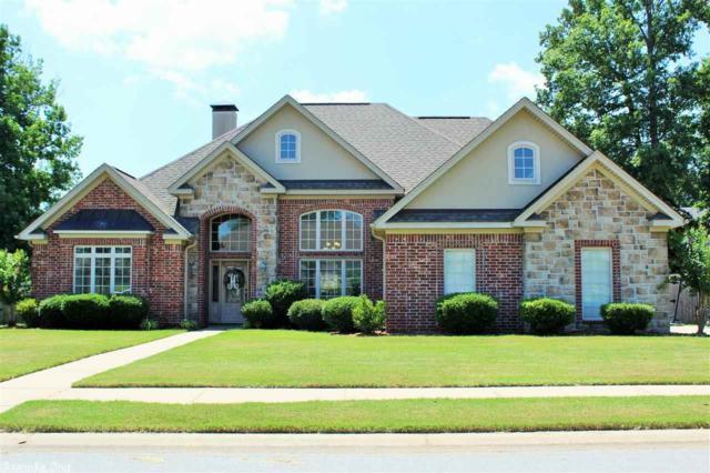 2915 Shadow Creek, Benton, AR 72019 (MLS #18020458) :: Truman Ball & Associates - Realtors® and First National Realty of Arkansas