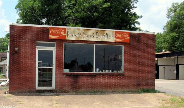 404 E Railroad, Morrilton, AR 72110 (MLS #18020726) :: Truman Ball & Associates - Realtors® and First National Realty of Arkansas