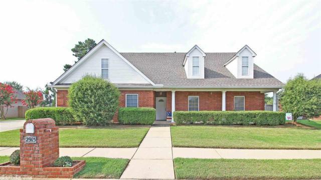 2915 Turnberry, Benton, AR 72019 (MLS #18021558) :: Truman Ball & Associates - Realtors® and First National Realty of Arkansas