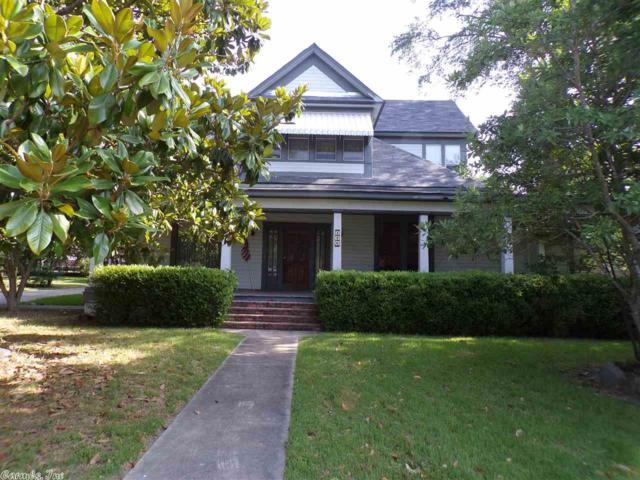 206 W Pine, Warren, AR 71671 (MLS #18021917) :: Truman Ball & Associates - Realtors® and First National Realty of Arkansas