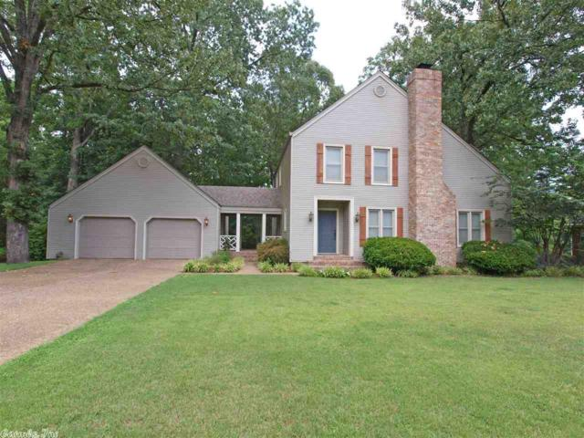 208 Fair Oaks Drive, Bryant, AR 72022 (MLS #18022773) :: Truman Ball & Associates - Realtors® and First National Realty of Arkansas