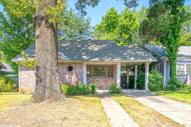 4817 Kavanaugh, Little Rock, AR 72207 (MLS #18022944) :: Truman Ball & Associates - Realtors® and First National Realty of Arkansas