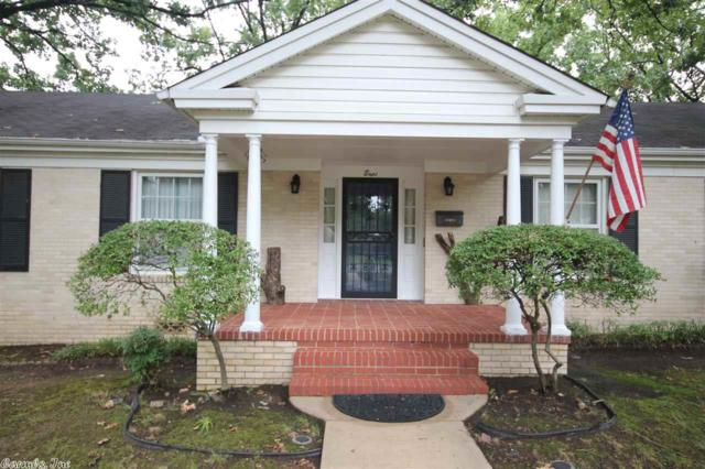 8 Sun Valley Road, Little Rock, AR 72205 (MLS #18022998) :: Truman Ball & Associates - Realtors® and First National Realty of Arkansas