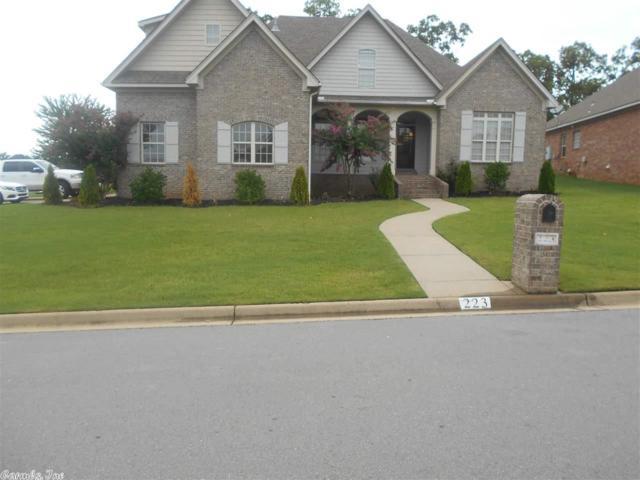 223 Hidden Valley Loop, Maumelle, AR 72113 (MLS #18023063) :: Truman Ball & Associates - Realtors® and First National Realty of Arkansas