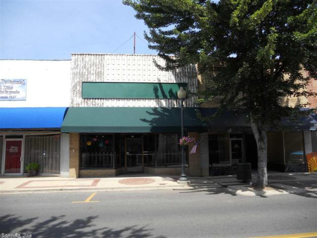 222 S Main, Warren, AR 71671 (MLS #18023184) :: Truman Ball & Associates - Realtors® and First National Realty of Arkansas