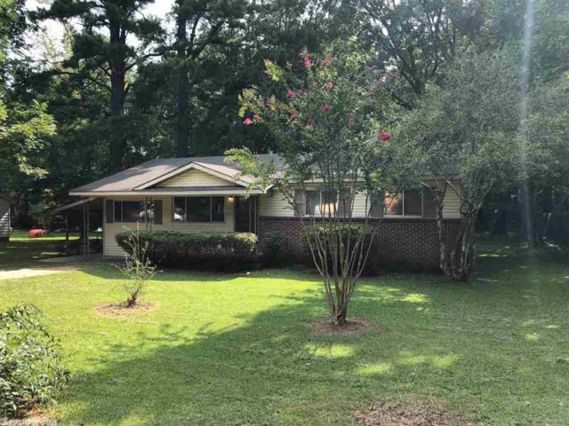655 S Pine, Monticello, AR 71655 (MLS #18026832) :: Truman Ball & Associates - Realtors® and First National Realty of Arkansas