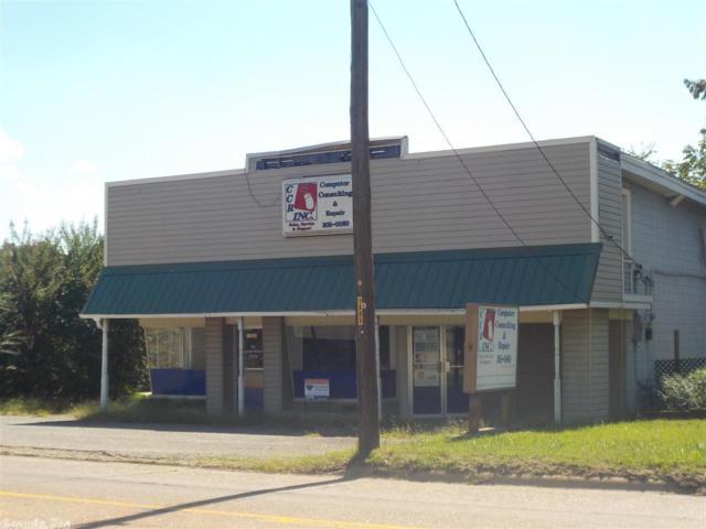 1303 E Race, Searcy, AR 72143 (MLS #18030031) :: Truman Ball & Associates - Realtors® and First National Realty of Arkansas