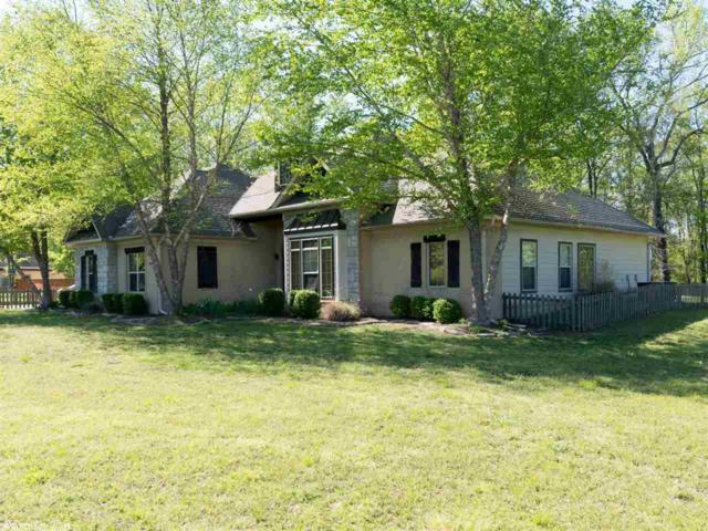 4690 Northlake, Alexander, AR 72002 (MLS #18030135) :: Truman Ball & Associates - Realtors® and First National Realty of Arkansas