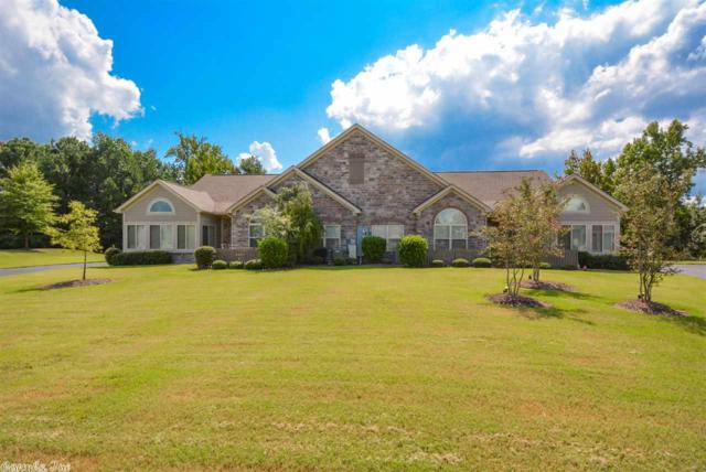 32 Mountain Terrace Circle, Maumelle, AR 72113 (MLS #18030417) :: Truman Ball & Associates - Realtors® and First National Realty of Arkansas