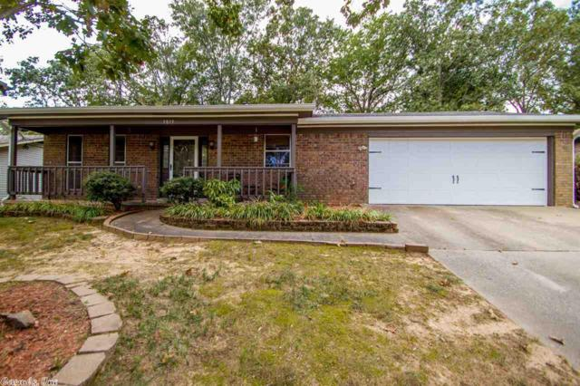 8803 Oakhaven, Sherwood, AR 72120 (MLS #18030473) :: Truman Ball & Associates - Realtors® and First National Realty of Arkansas