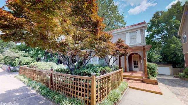 4205 Lee Avenue, Little Rock, AR 72205 (MLS #18030502) :: Truman Ball & Associates - Realtors® and First National Realty of Arkansas