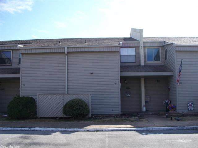 135 Hillview Dr. #100, Fairfield Bay, AR 72088 (MLS #19003567) :: Truman Ball & Associates - Realtors® and First National Realty of Arkansas