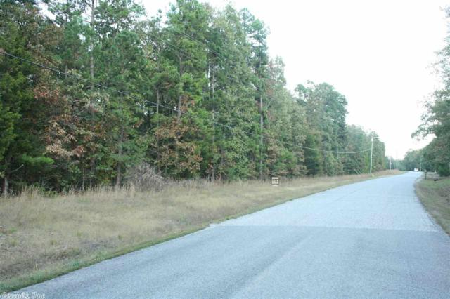 Pearson Road, Quitman, AR 72131 (MLS #19005745) :: United Country Real Estate