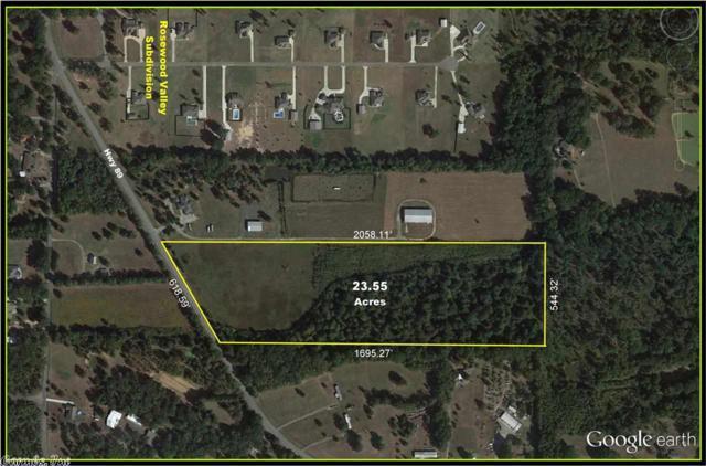 0 S Hwy 89, Cabot, AR 72023 (MLS #19005966) :: Truman Ball & Associates - Realtors® and First National Realty of Arkansas