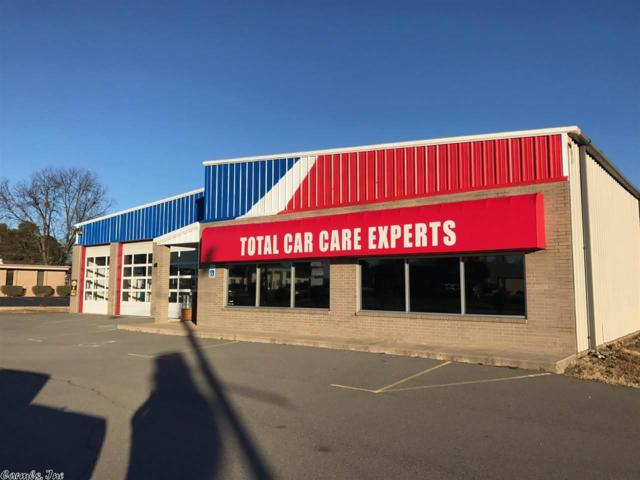 1106 W Main, Jacksonville, AR 72076 (MLS #19006115) :: Truman Ball & Associates - Realtors® and First National Realty of Arkansas