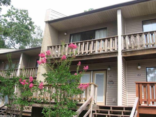 601 Dave Creek Pkwy. #101 #101, Fairfield Bay, AR 72088 (MLS #19009554) :: Truman Ball & Associates - Realtors® and First National Realty of Arkansas