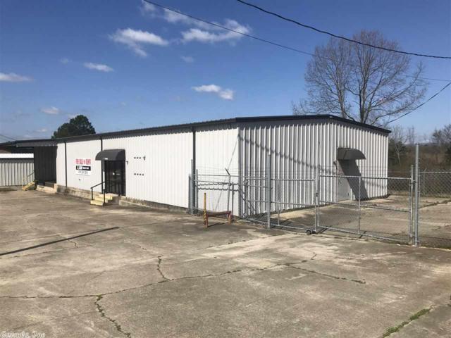 2209 Hwy 71 South, Mena, AR 71953 (MLS #19009672) :: Truman Ball & Associates - Realtors® and First National Realty of Arkansas