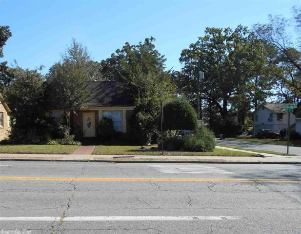 2100 Main, North Little Rock, AR 72114 (MLS #19011108) :: Truman Ball & Associates - Realtors® and First National Realty of Arkansas