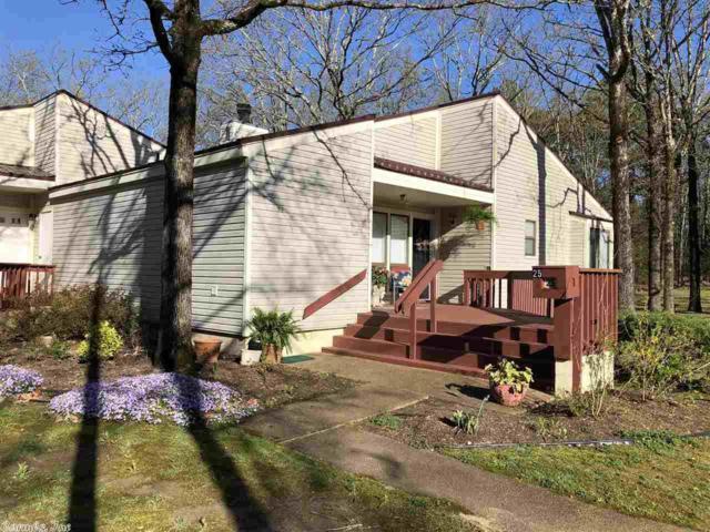 134 Richwood Dr. #25, Fairfield Bay, AR 72088 (MLS #19011647) :: Truman Ball & Associates - Realtors® and First National Realty of Arkansas