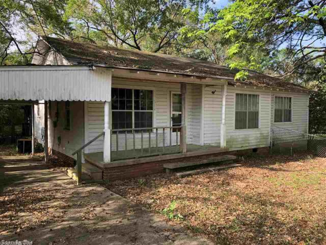 512 E Pauline, Monticello, AR 71655 (MLS #19012179) :: Truman Ball & Associates - Realtors® and First National Realty of Arkansas