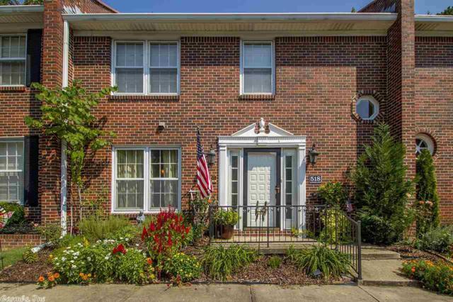 518 Cambridge Place, Little Rock, AR 72227 (MLS #19014207) :: Truman Ball & Associates - Realtors® and First National Realty of Arkansas