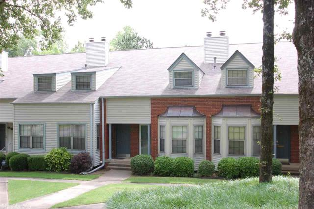 2221 Wentwood Valley #11 #11, Little Rock, AR 72212 (MLS #19017371) :: Truman Ball & Associates - Realtors® and First National Realty of Arkansas