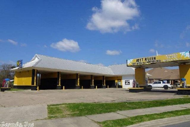 804 University, Pine Bluff, AR 71601 (MLS #19017600) :: Truman Ball & Associates - Realtors® and First National Realty of Arkansas