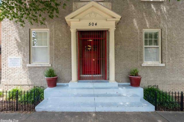 504 E Sixth #102, Little Rock, AR 72202 (MLS #19019345) :: Truman Ball & Associates - Realtors® and First National Realty of Arkansas