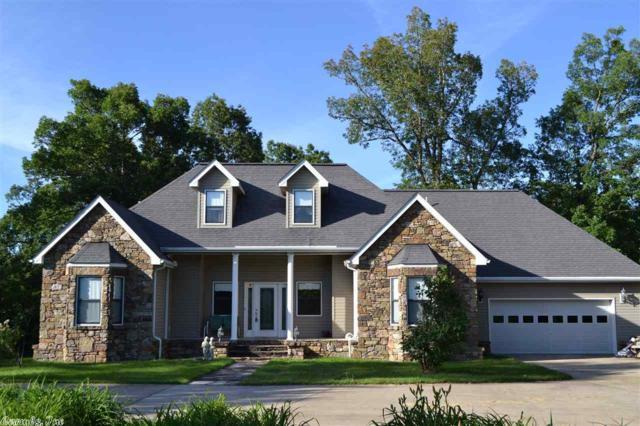 14020 E Hwy 74, Marshall, AR 72650 (MLS #19019387) :: Truman Ball & Associates - Realtors® and First National Realty of Arkansas