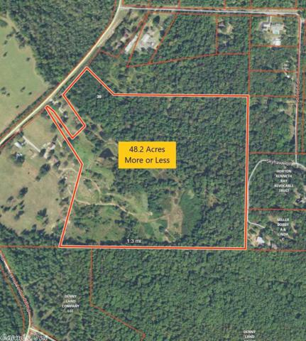 47 Ferndale Cut Off, Little Rock, AR 72223 (MLS #19020540) :: United Country Real Estate
