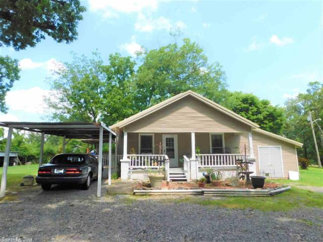 409 Prairie Creek, Mena, AR 71953 (MLS #19021410) :: Truman Ball & Associates - Realtors® and First National Realty of Arkansas