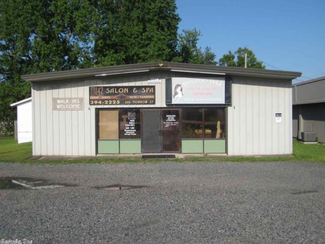 206 S Morrow, Mena, AR 71953 (MLS #19022215) :: Truman Ball & Associates - Realtors® and First National Realty of Arkansas