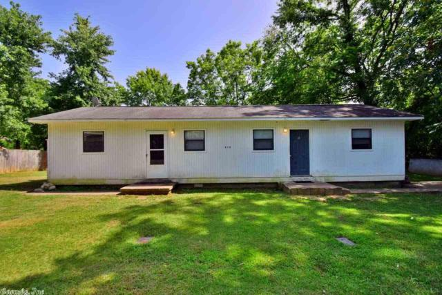 813 A, Perryville, AR 72126 (MLS #19022339) :: Truman Ball & Associates - Realtors® and First National Realty of Arkansas