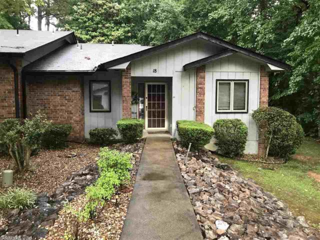 18 Cortez, Hot Springs Vill., AR 71909 (MLS #19022625) :: Truman Ball & Associates - Realtors® and First National Realty of Arkansas