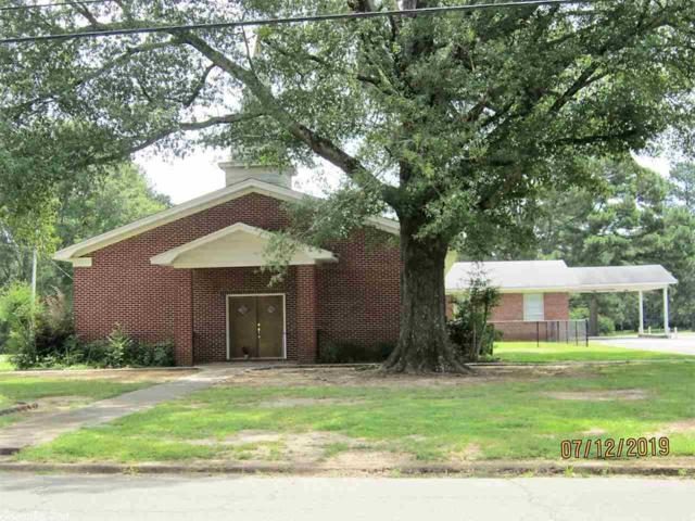 631 S Gabbert, Monticello, AR 71655 (MLS #19023130) :: Truman Ball & Associates - Realtors® and First National Realty of Arkansas