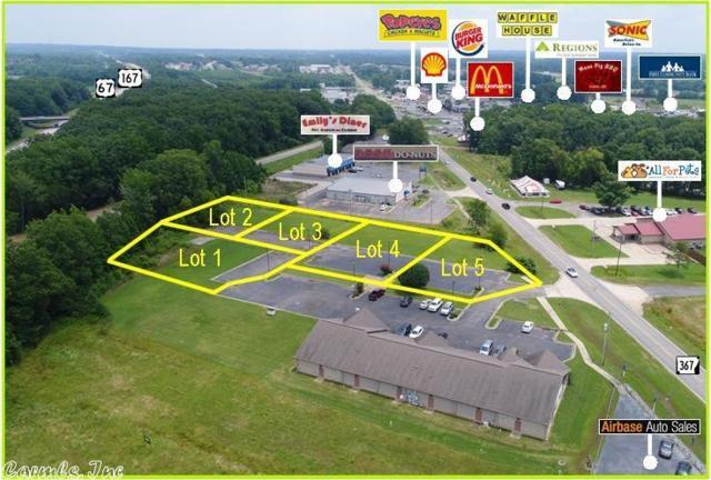 3358 S Second - Lots 2 - 4, Cabot, AR 72023 (MLS #19023312) :: Truman Ball & Associates - Realtors® and First National Realty of Arkansas