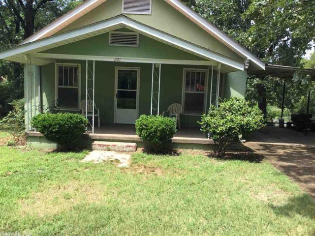 221 Carl Dr., Hot Springs, AR 71913 (MLS #19023865) :: Truman Ball & Associates - Realtors® and First National Realty of Arkansas