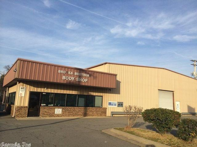 5100 W 65th, Little Rock, AR 72209 (MLS #19024023) :: Truman Ball & Associates - Realtors® and First National Realty of Arkansas