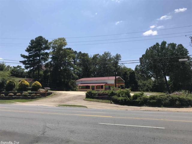 3520 Central Ave., Hot Springs, AR 71913 (MLS #19024352) :: Truman Ball & Associates - Realtors® and First National Realty of Arkansas