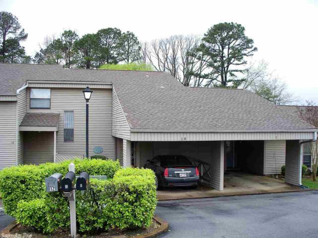 135 Hillview #10 #10, Fairfield Bay, AR 72088 (MLS #19025738) :: Truman Ball & Associates - Realtors® and First National Realty of Arkansas