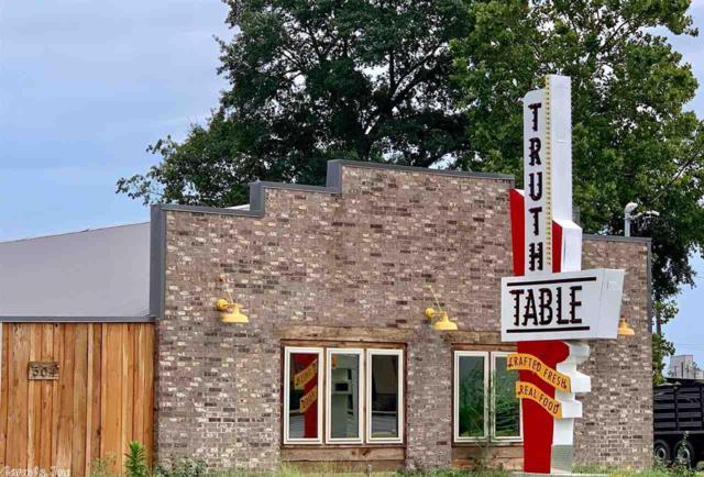 504 S Main, Searcy, AR 72143 (MLS #19025966) :: Truman Ball & Associates - Realtors® and First National Realty of Arkansas