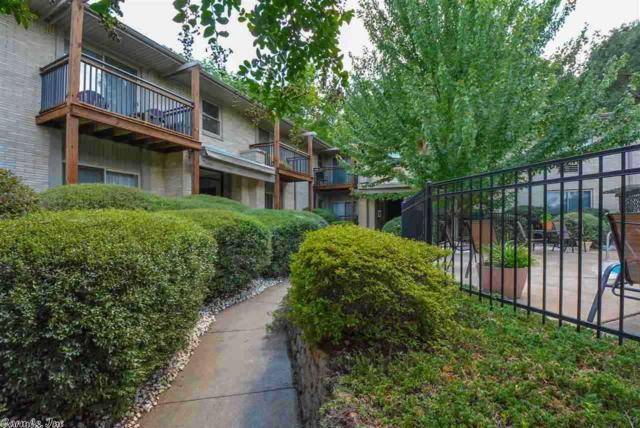 1 Coolwood Drive Unit 9, Little Rock, AR 72202 (MLS #19026039) :: Truman Ball & Associates - Realtors® and First National Realty of Arkansas
