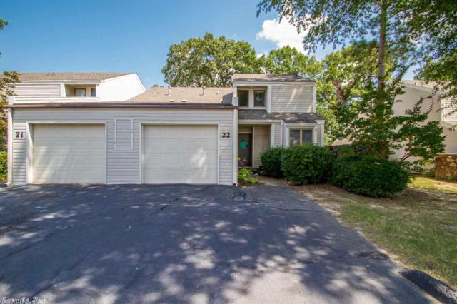 22 Fairway Woods, Maumelle, AR 72113 (MLS #19026301) :: Truman Ball & Associates - Realtors® and First National Realty of Arkansas