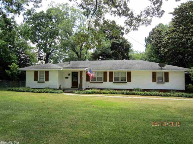 205 W Jefferson, Monticello, AR 71655 (MLS #19026526) :: Truman Ball & Associates - Realtors® and First National Realty of Arkansas