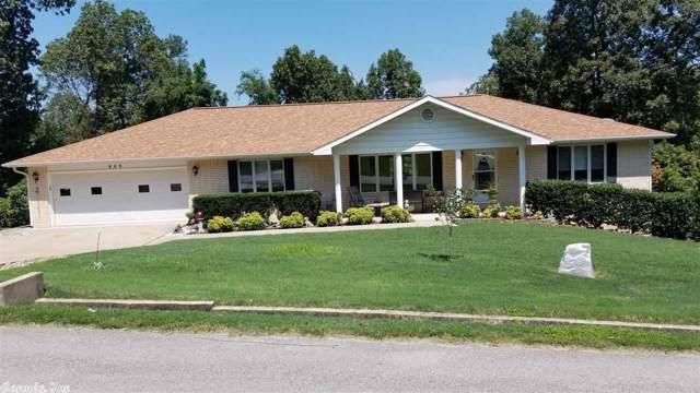 809 Fulton Street, Mountain Home, AR 72653 (MLS #19030135) :: Truman Ball & Associates - Realtors® and First National Realty of Arkansas
