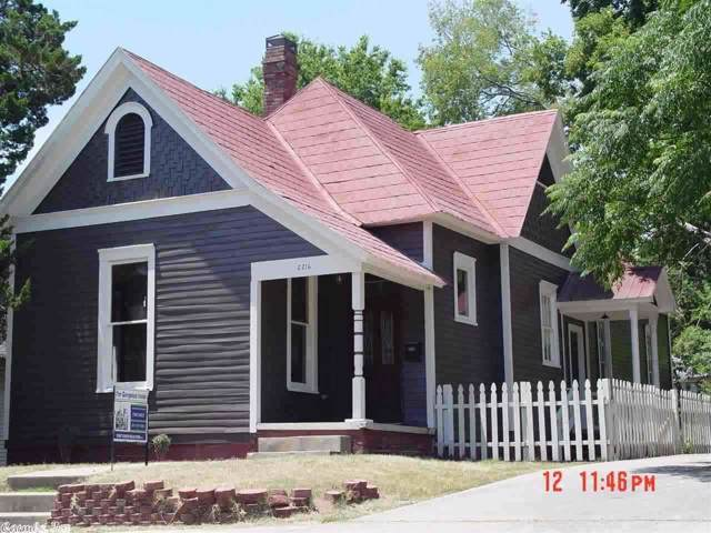 2216 S Scott, Little Rock, AR 72206 (MLS #19032417) :: United Country Real Estate